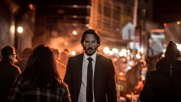 On Sale: John Wick 2 DVD Only for $14.28 on Barnesandnoble